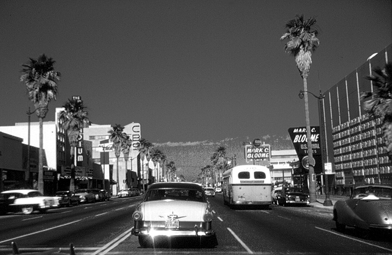 LA Wilshire Blvd by Roger Wollstadt, flickr