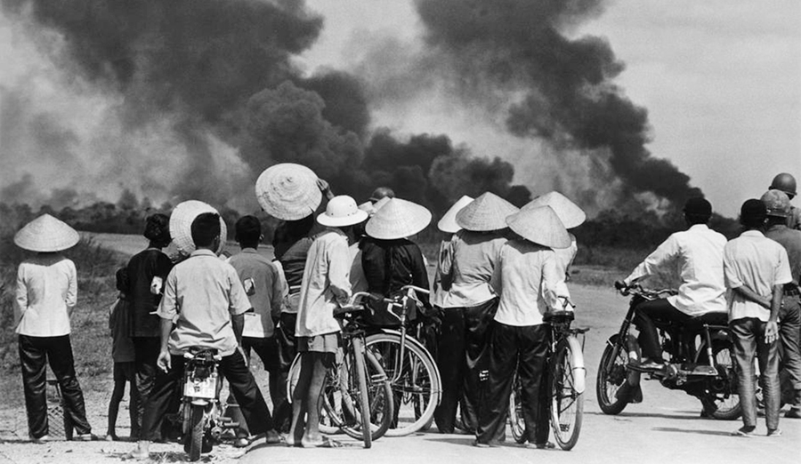 Vietnam War_Raymond Depardon_CC BY 20