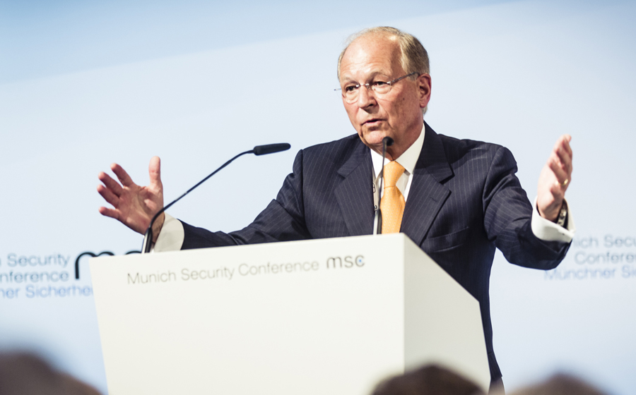 Wolfgang Ischinger MSC resonanzboden Ullstein